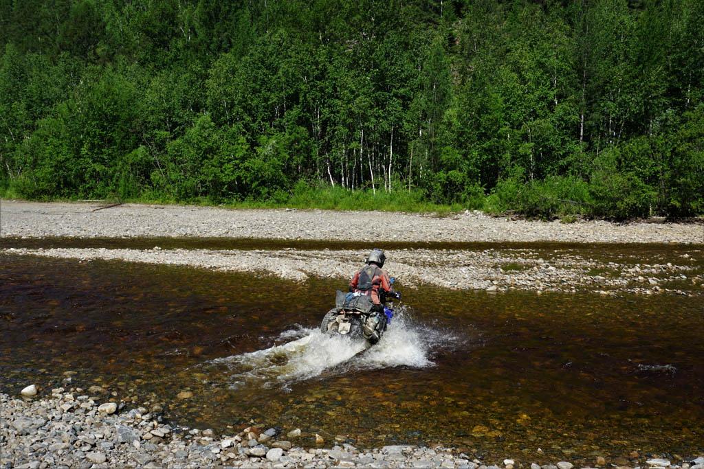 Riding the legendary BAM Road in Siberia DSC08094